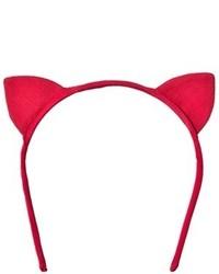 Wild Gorgeous Red Meow Headband