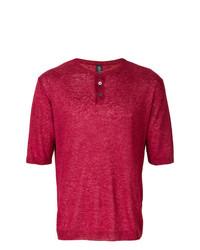 Eleventy Henley T Shirt