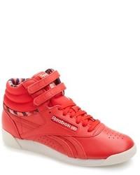 fbad45674302d ... Reebok Freestyle Hi Graphics High Top Sneaker
