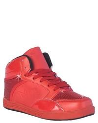 Gia Mia Gia Mia Dance Sneakers  Red