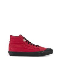 Alyx X Vans Red Og 138 Lx Sneakers