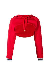 Puma Cropped Cover Up Hoodie