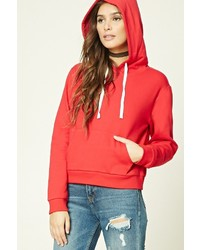 Forever 21 Fleece Lined Hoodie