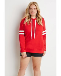 Forever 21 Plus Size Tokyo 25 Hoodie
