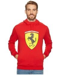 Puma Sf Big Shield Hoodie Sweatshirt