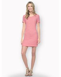 Winward micro stripe t shirt dress medium 3645683