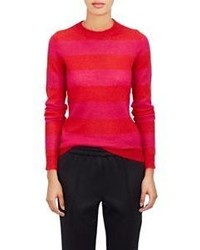 Etoile Isabel Marant Isabel Marant Toile Striped Knit Sweater Red