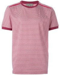 Canali Striped T Shirt