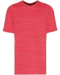 Byborre Marled Effect Knit T Shirt