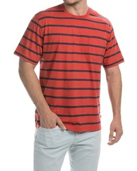 Specially Made Striped T Shirt Short Sleeve