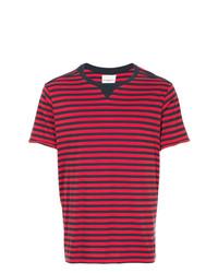 Takahiromiyashita The Soloist Striped Crewneck T Shirt