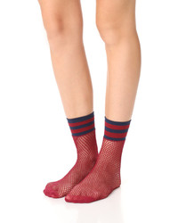 Free People Riot Sport Fishnet Socks