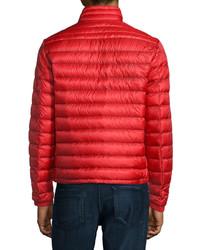moncler daniel jacket red
