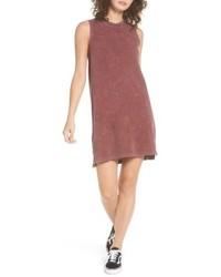 RVCA Double Down Stripe Shift Dress