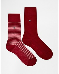Levi's Levis Stripe Socks In 2 Pack