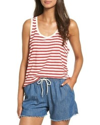 Stripe cotton tank medium 3686495