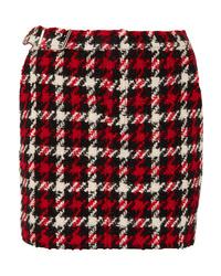 35b366ac99 Red Wool Mini Skirts for Women | Women's Fashion | Lookastic.com