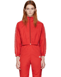 Vetements Red Track Jacket