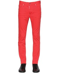 DSQUARED2 165cm Cool Guy Stretch Denim Jeans