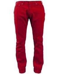 Neil Barrett Five Pocket Woven Jean