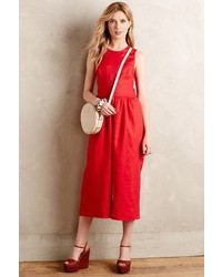 Anthropologie Kolonaki South Island Jumpsuit