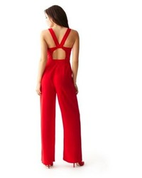 GUESS Sleeveless Lace Jumpsuit   Where to buy & how to wear