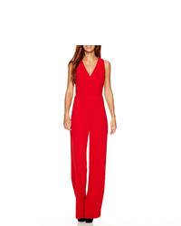 09930f2306d ... MNG by Mango Sleeveless Cross Back Jumpsuit