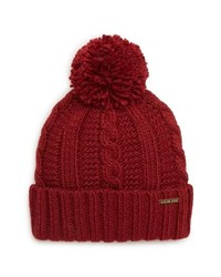 MICHAEL Michael Kors Cable Knit Hat