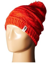 The North Face Triple Cable Pom Beanie Beanies