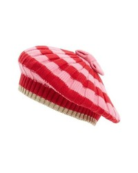 kate spade new york Bold Stripe Beret