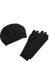 6856fb2741e10 ... Charter Club Cashmere Cable Knit Hat Web Id 1038715 ...