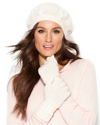a77f445c49bf0 ... Charter Club Cashmere Cable Knit Hat Web Id 1038715