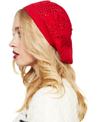 ... Wet Seal Cable Knit Beret ... 100b86f96d8