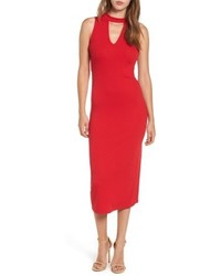 Soprano Body Con Knit Dress