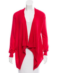 Michael Kors Michl Kors Cashmere Open Front Cardigan