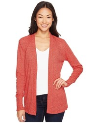 Michl michl kors rib snap sleeve open cardi sweater medium 3670657