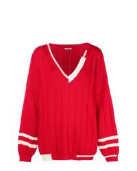 Knitted cricket jumper medium 8621657
