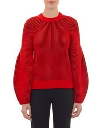 Givenchy Two Tone Pullover Sweater