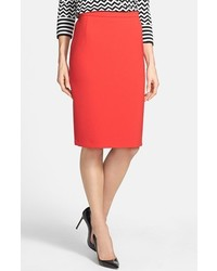 Weekend Max Mara Osso Two Way Stretch Knit Pencil Skirt