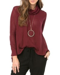 O'Neill Cle Knit Turtleneck Sweater