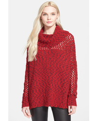 Alice + Olivia Otis Textured Sweater