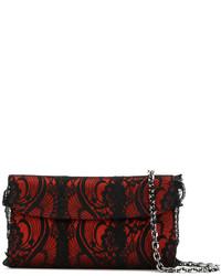 Foldover lace clutch bag medium 4990854