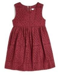 Burberry Little Girls Girls Lace Dress