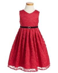 Toddler Girls Pippa Julie Lace Empire Waist Dress