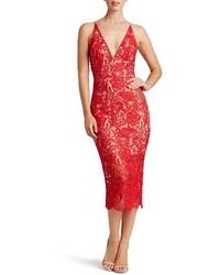 Marie lace midi dress medium 3753518