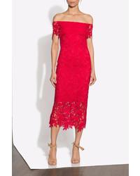 Shoshanna Lace Madison Dress