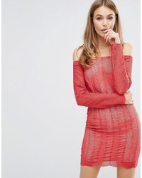 Keepsake Think Twice Lace Dress