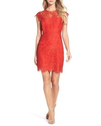 Jayce lace sheath dress medium 6870325
