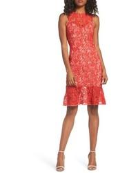 Lace sheath dress medium 4951556