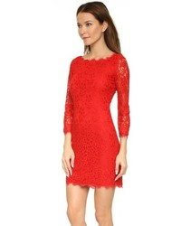 ... Diane von Furstenberg Zarita Lace Dress ...